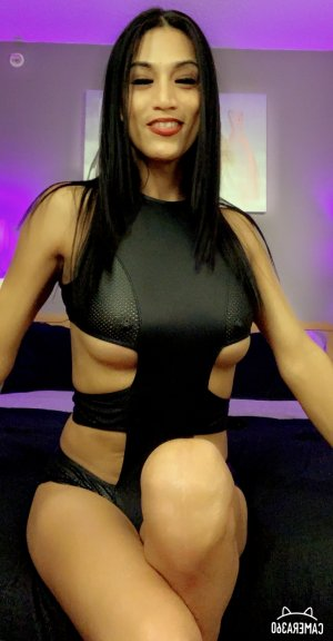 Nour-imene live escort in Malone and sex dating